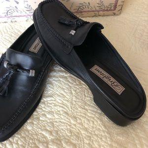 Brighton Women's loafer open heel